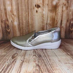 NEW! AK Sport Yaris Wedge Sneaker